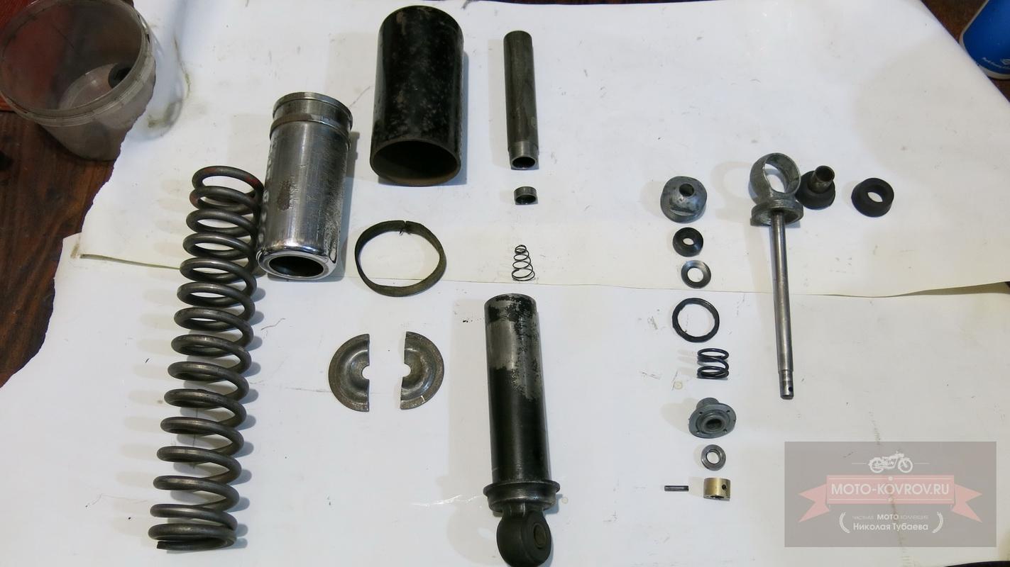 Амортизатор К-55, К-58 и К-175