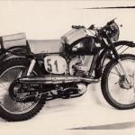 Ковровец-175 СМУ. Мотоцикл Яковлева А.Д.