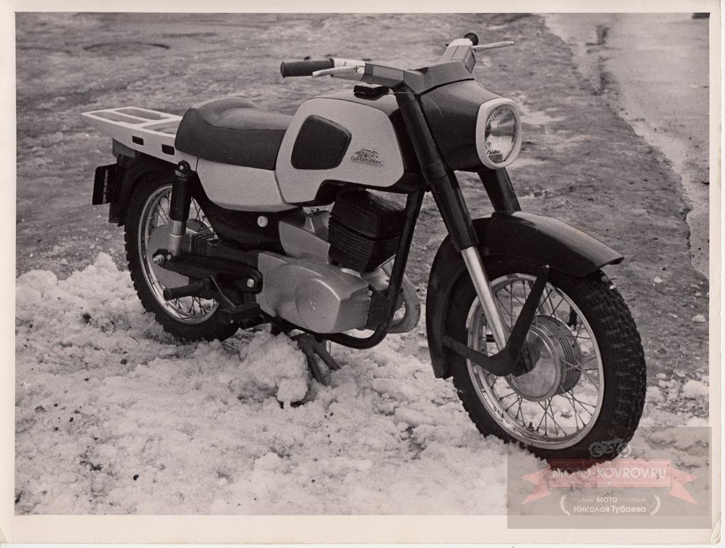 Ковровец 1965 год