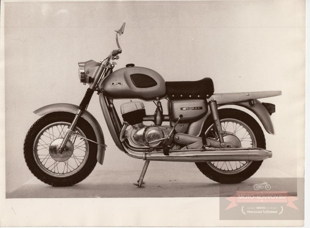 Вариант мотоцикла Ковдор