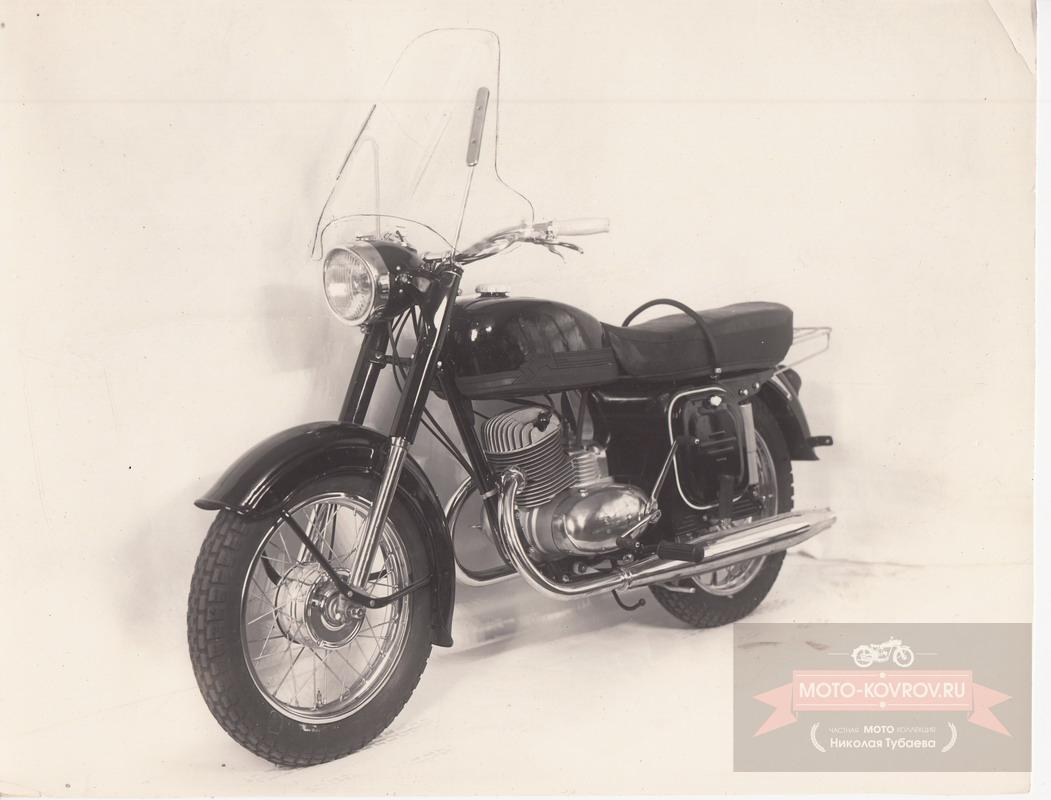 Вариант мотоцикла Восход