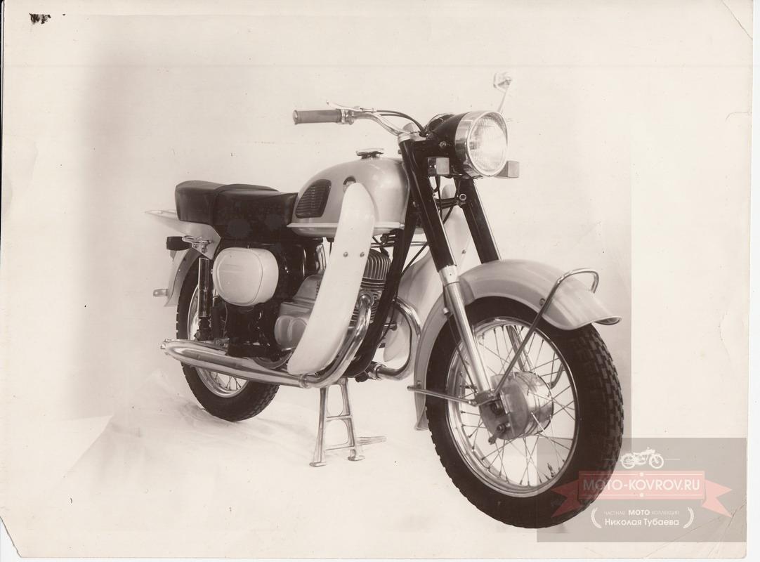 Вариант мотоцикла Восход-2