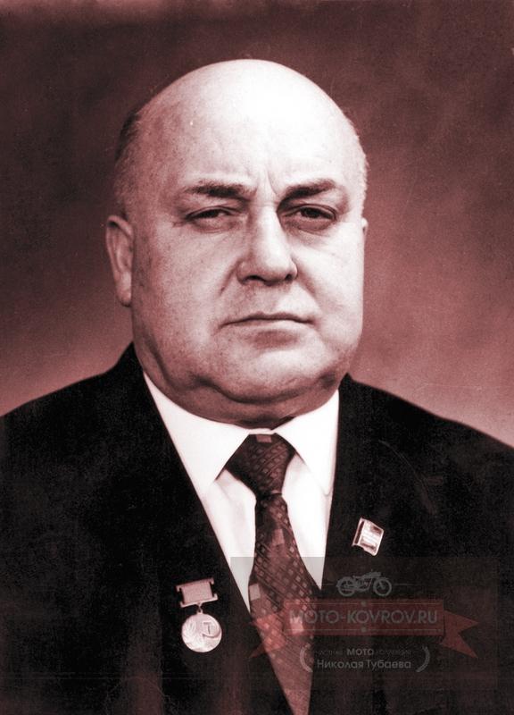 Воркуев Аркадий Григорьевич