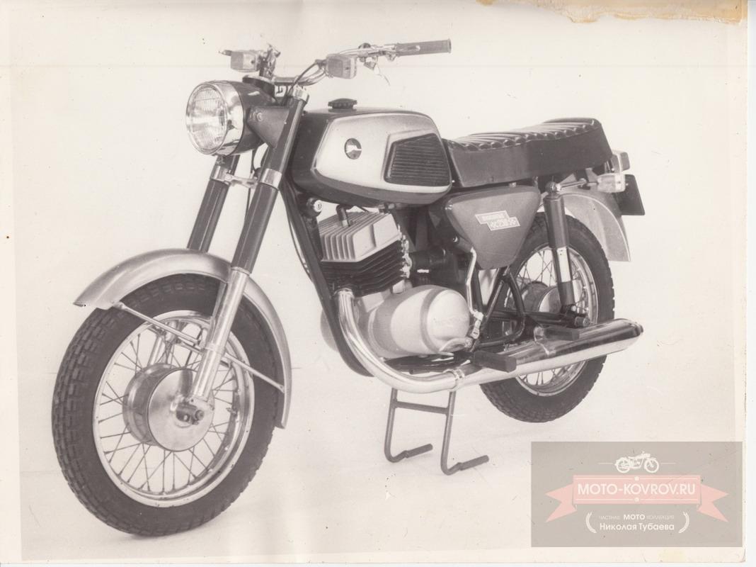 Восход-250 макет автор Павлов Валентин Николаевич 1978г.ю