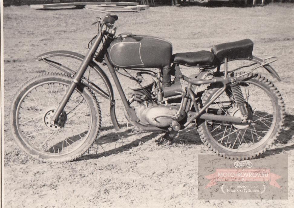 К-125М кросс слева