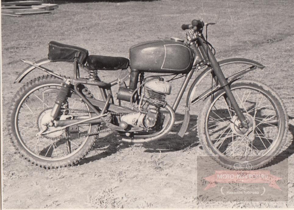 К-125М кросс справа