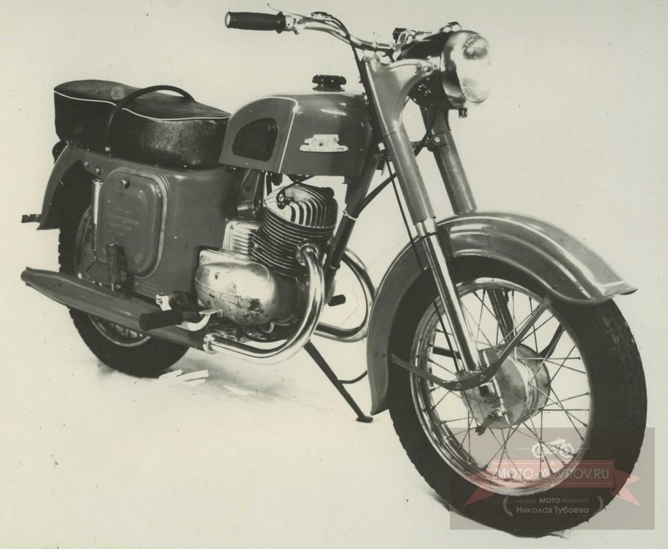 Ковровец-175Б 1962 год