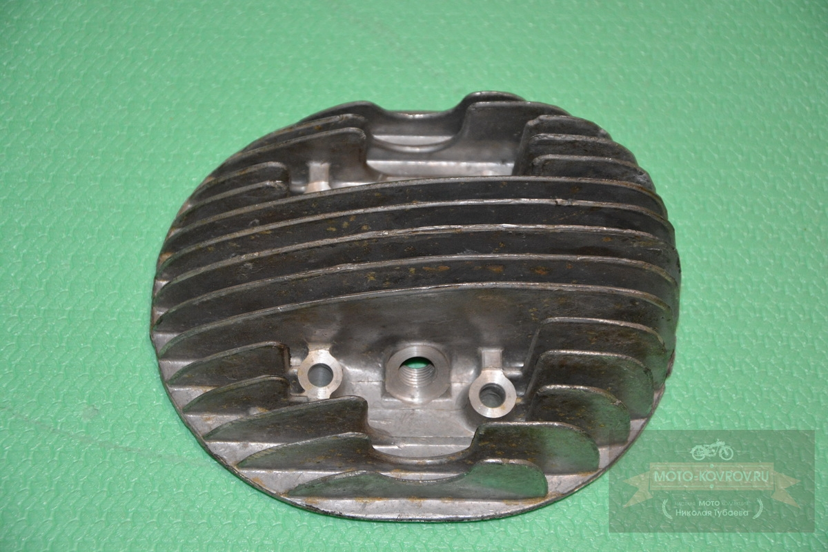 Головка цилиндра Ковровца-175Б.