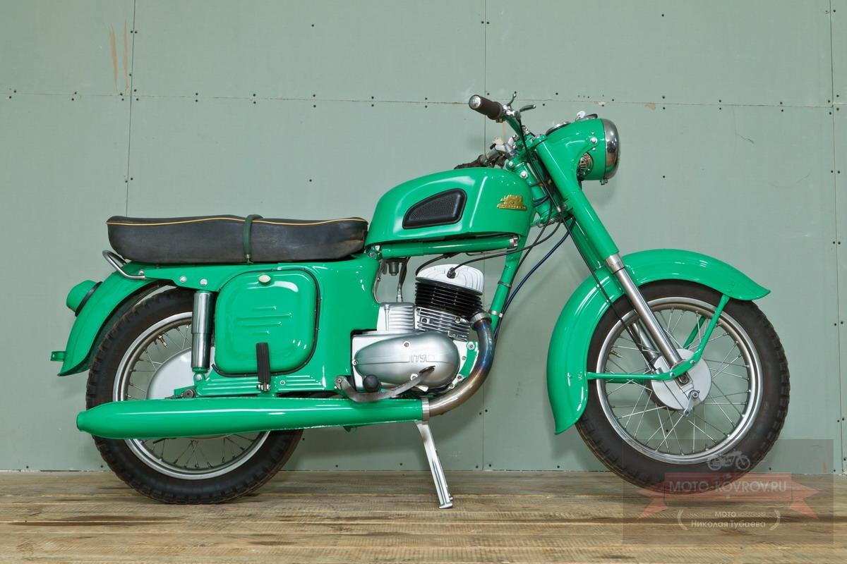 Ковровец-175В первый вариант 1963-й год