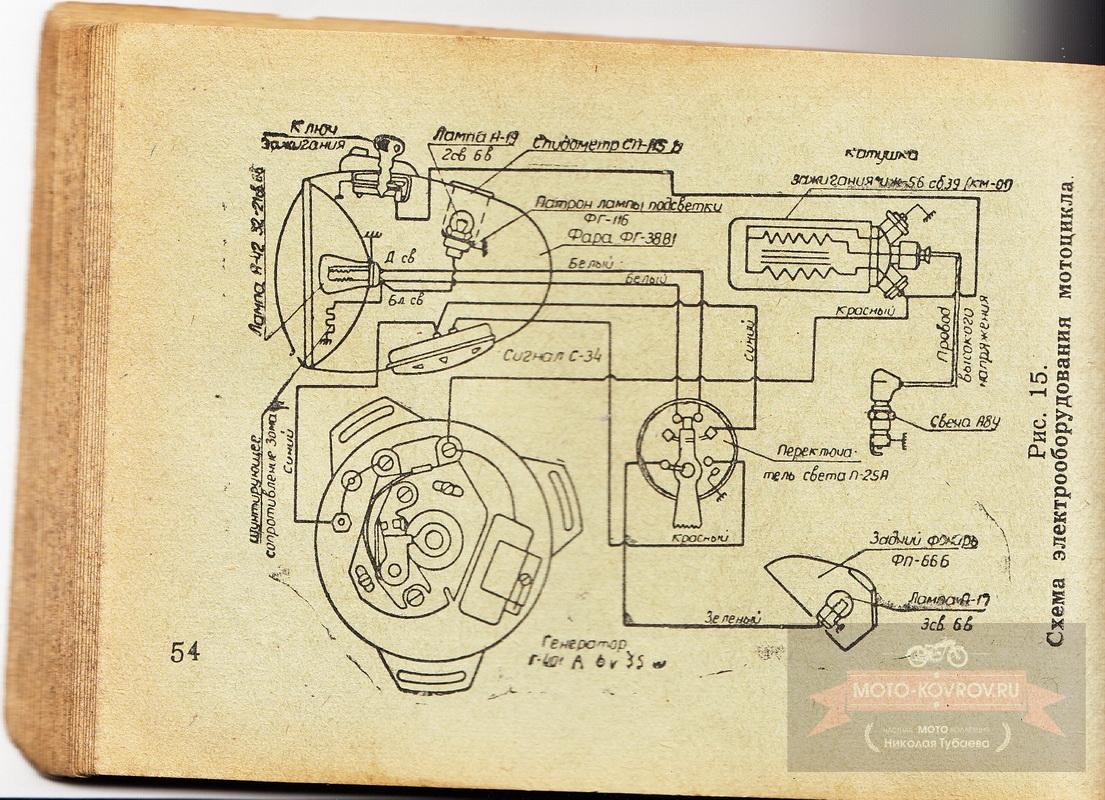 Схема К-175В