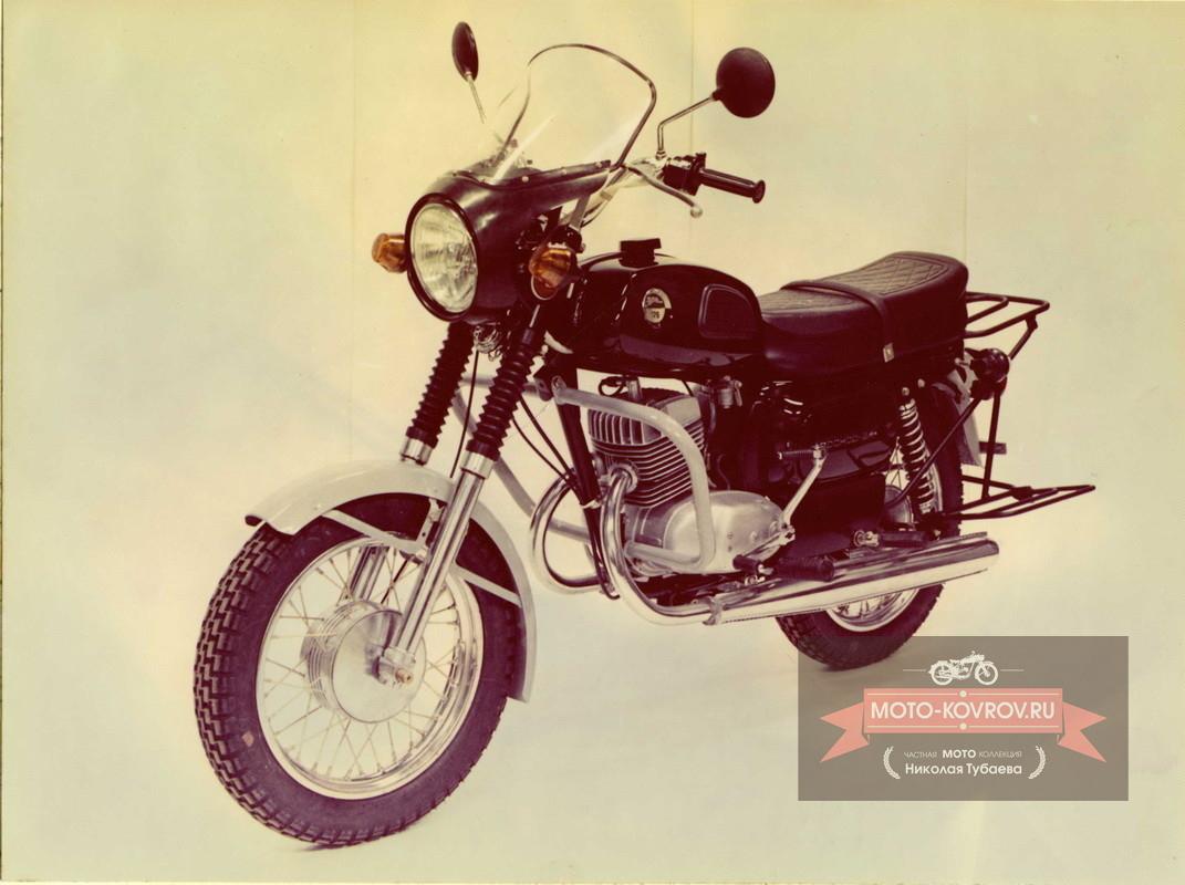Дорожный мотоцикл Восход-3М