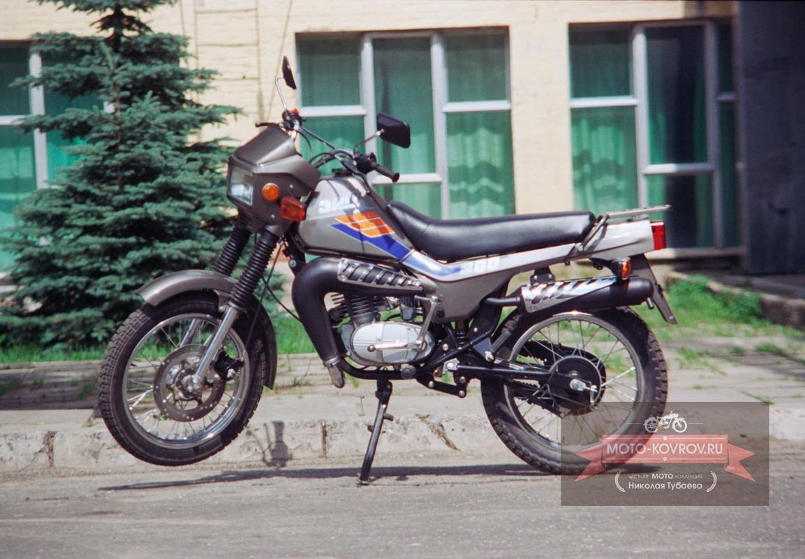 1998 ЗиД-200 Курьер