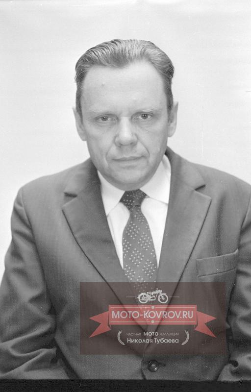 Данилов Юрий Владимирович