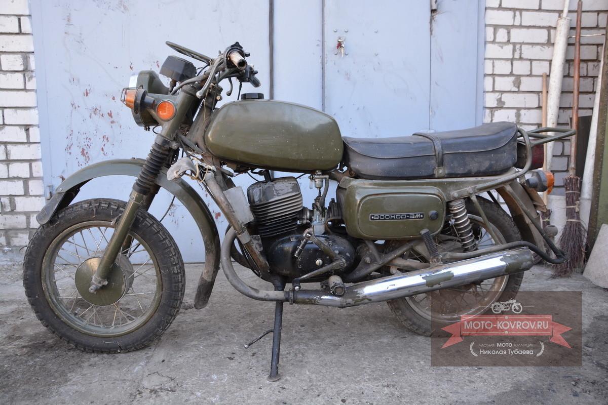 Восход-3М Охотник (до реставрации)